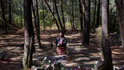 Los casos abiertos de la guerra civil guatemalteca no se pudieron identificar... hasta hoy