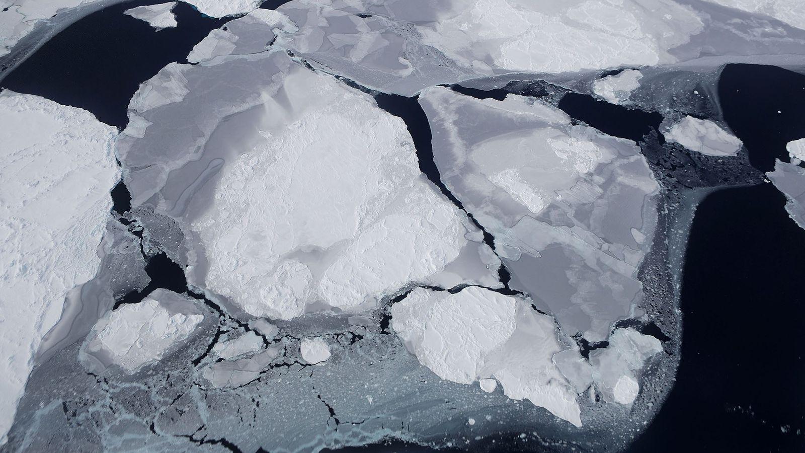 La velocidad con la que aumentará el nivel del mar durante el próximo siglo dependerá, en ...