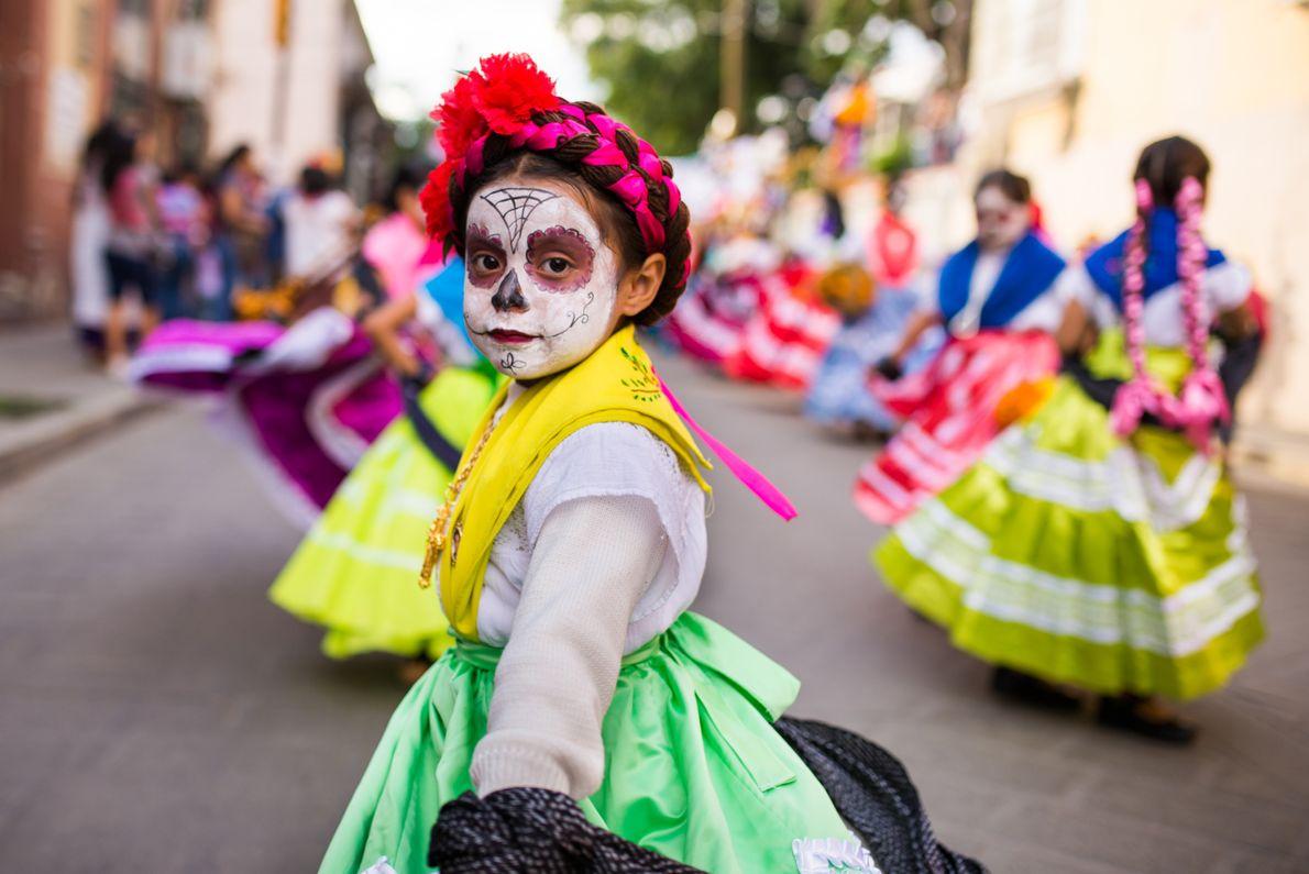 """Oaxaca, México, 2015 - """"La Catrina, imagen creada por José Guadalupe Posada y bautizada por Diego ..."""