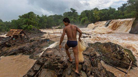 El Sudeste Asiático podría estar construyendo muchas represas a gran velocidad