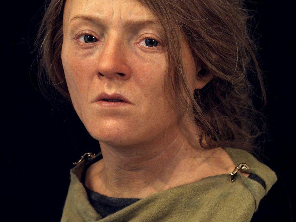 Las reconstrucciones faciales de Oscar Nilsson