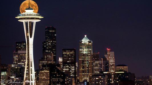 Vea cómo estas ciudades se encienden por la noche