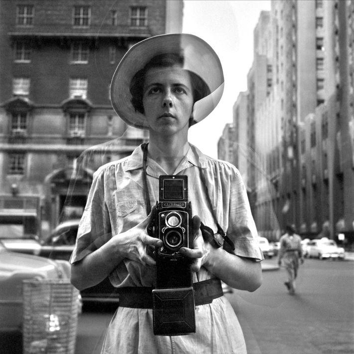 Se suele considerar a Vivian Maier una de las mejores fotógrafas callejeras de Estados Unidos.