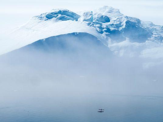 El derretimiento del hielo en Groenlandia podría afectar el futuro de todos