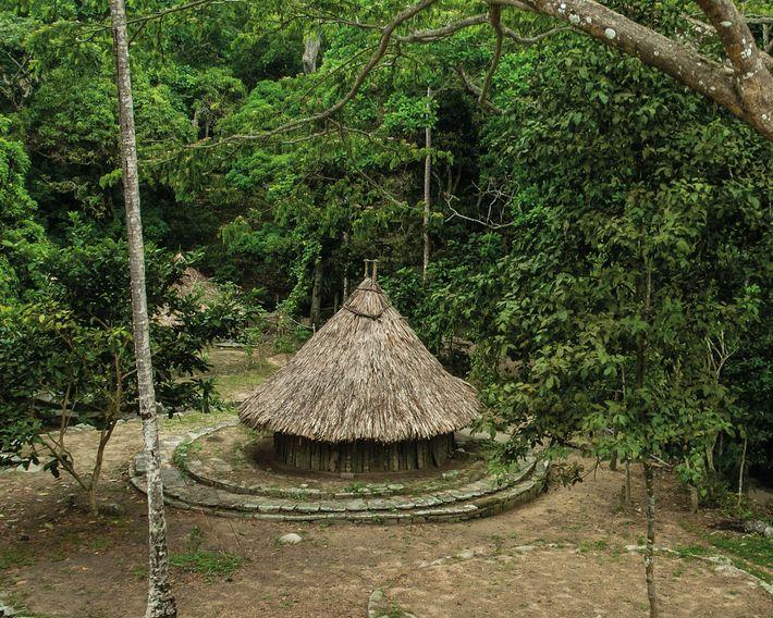 Casas circulares