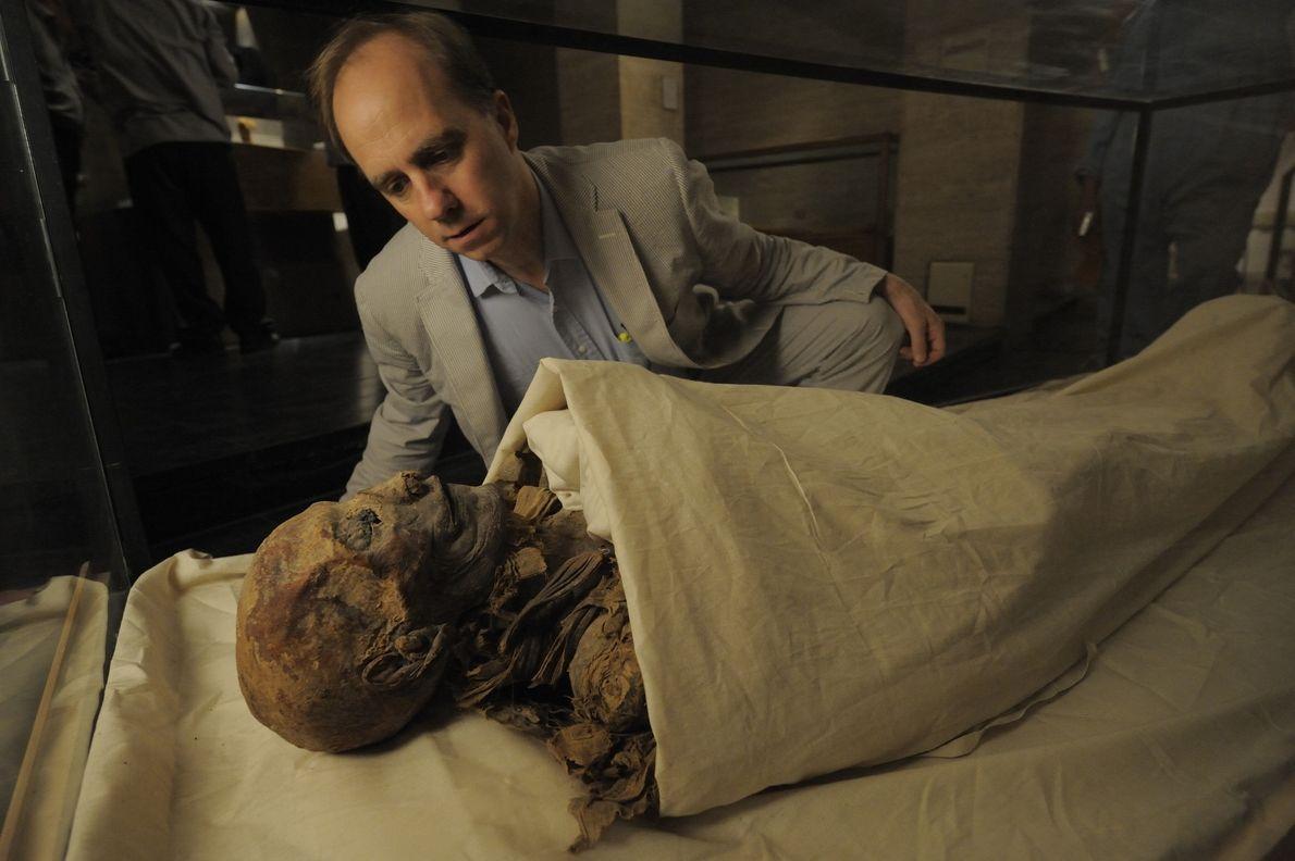 Hatshepsut, que gobernó Egipto desde 1479 hasta 1458 aC, es mejor conocido por ser una líder ...