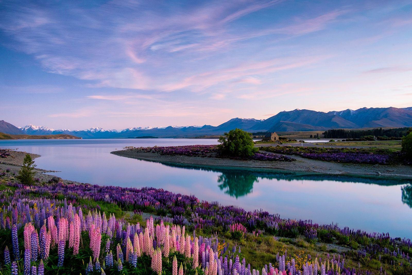 Región de Canterbury, Nueva Zelanda