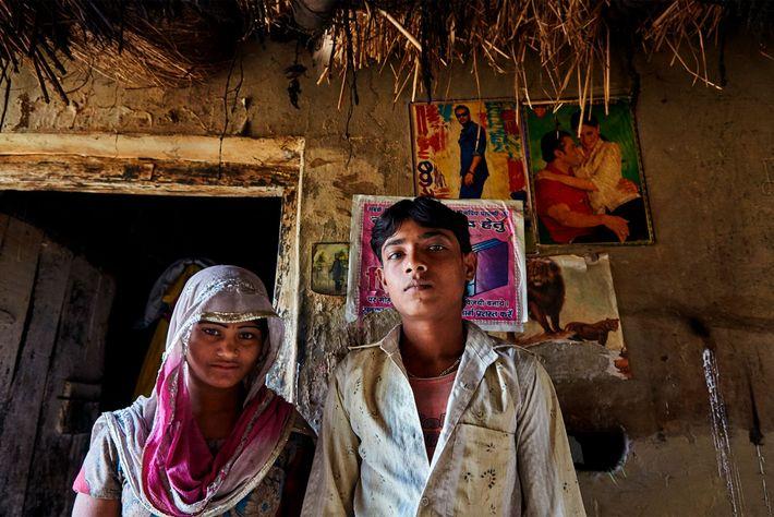 Suba Bano se casó con Firoj Ali cuando la madre de este se enfermó y por ...