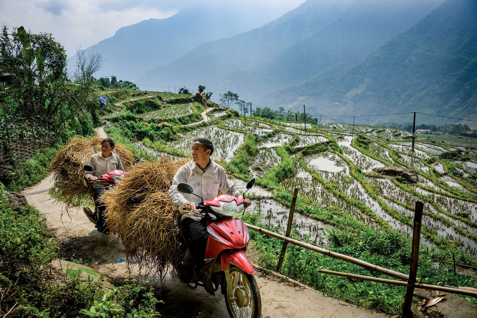 Hoang Lien Son, Vietnam