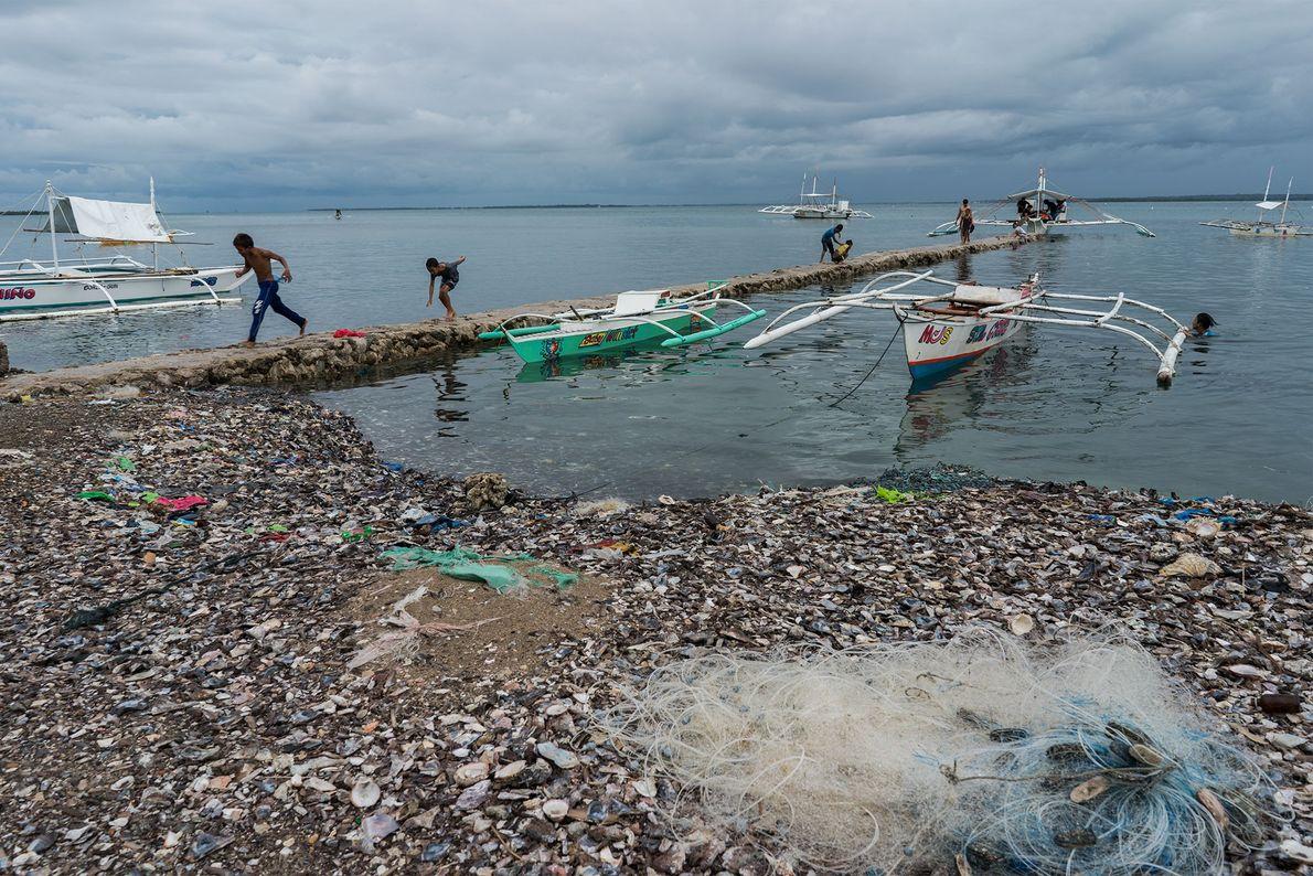 El plástico oceánico sigue siendo un problema importante en la región.