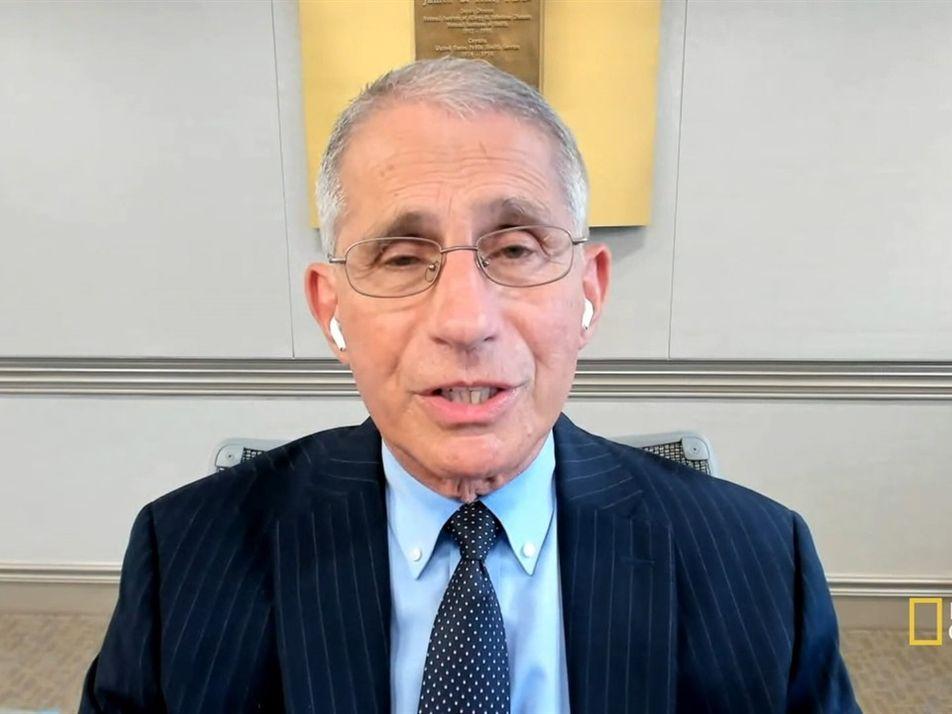 El Dr. Fauci opina sobre la vacuna rusa