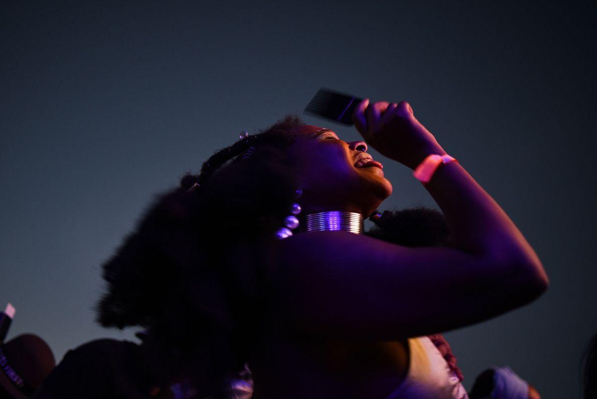 El AFROPUNK Fest se ha extendido más allá de Brooklyn, y hoy se realiza también en ...
