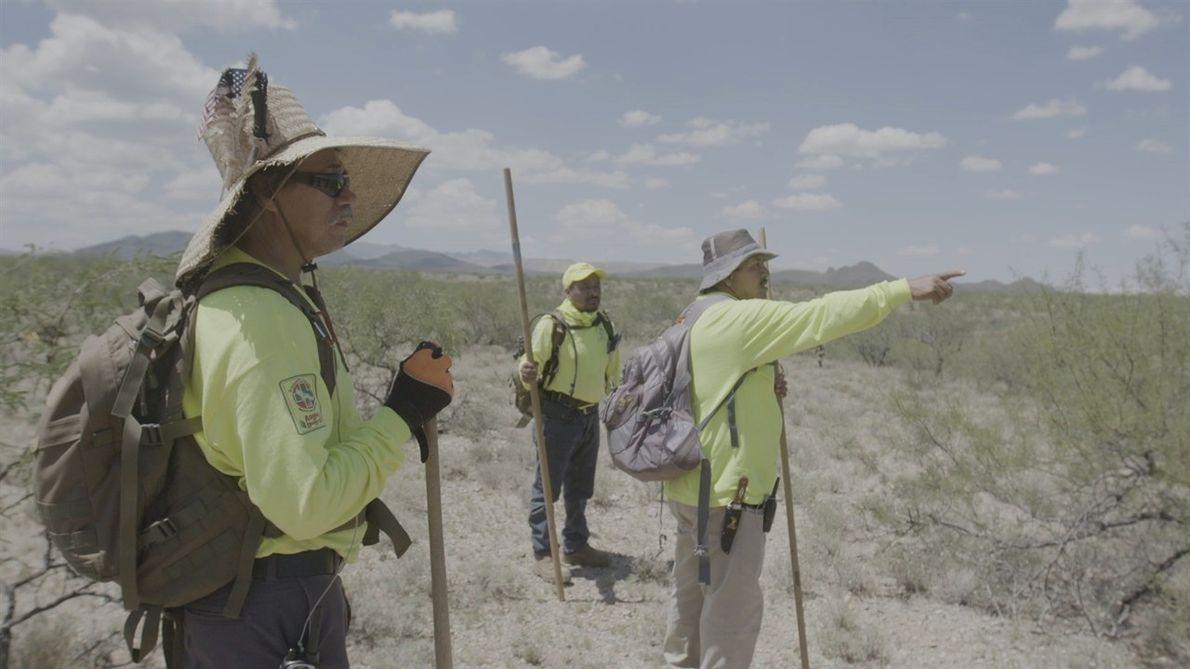 Explorer Investigation: El Gran Muro: Águilas del Desierto, parte 1