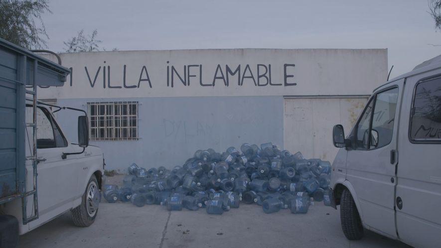 Explorer Investigation: Buenos Aires, Malas Aguas: Villa Inflamable