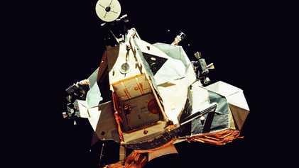 Una breve historia sobre la exploración lunar