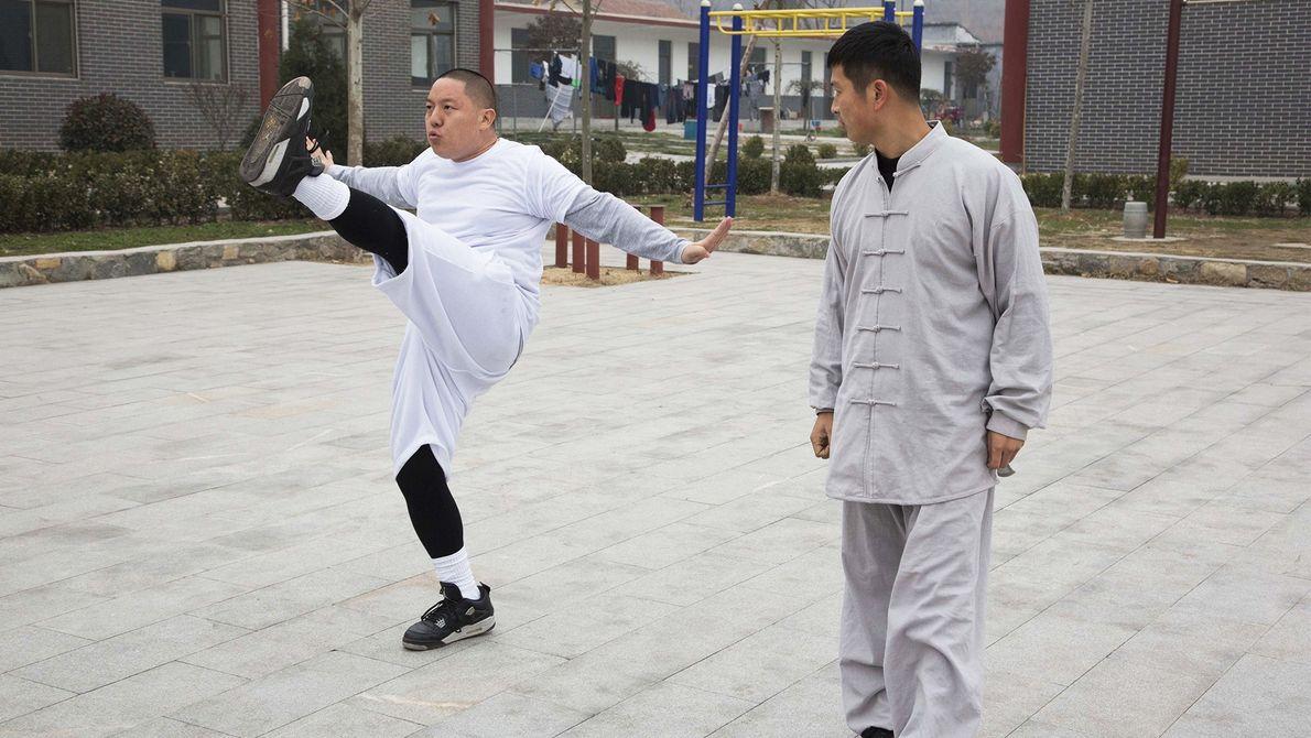 Huang's World: China