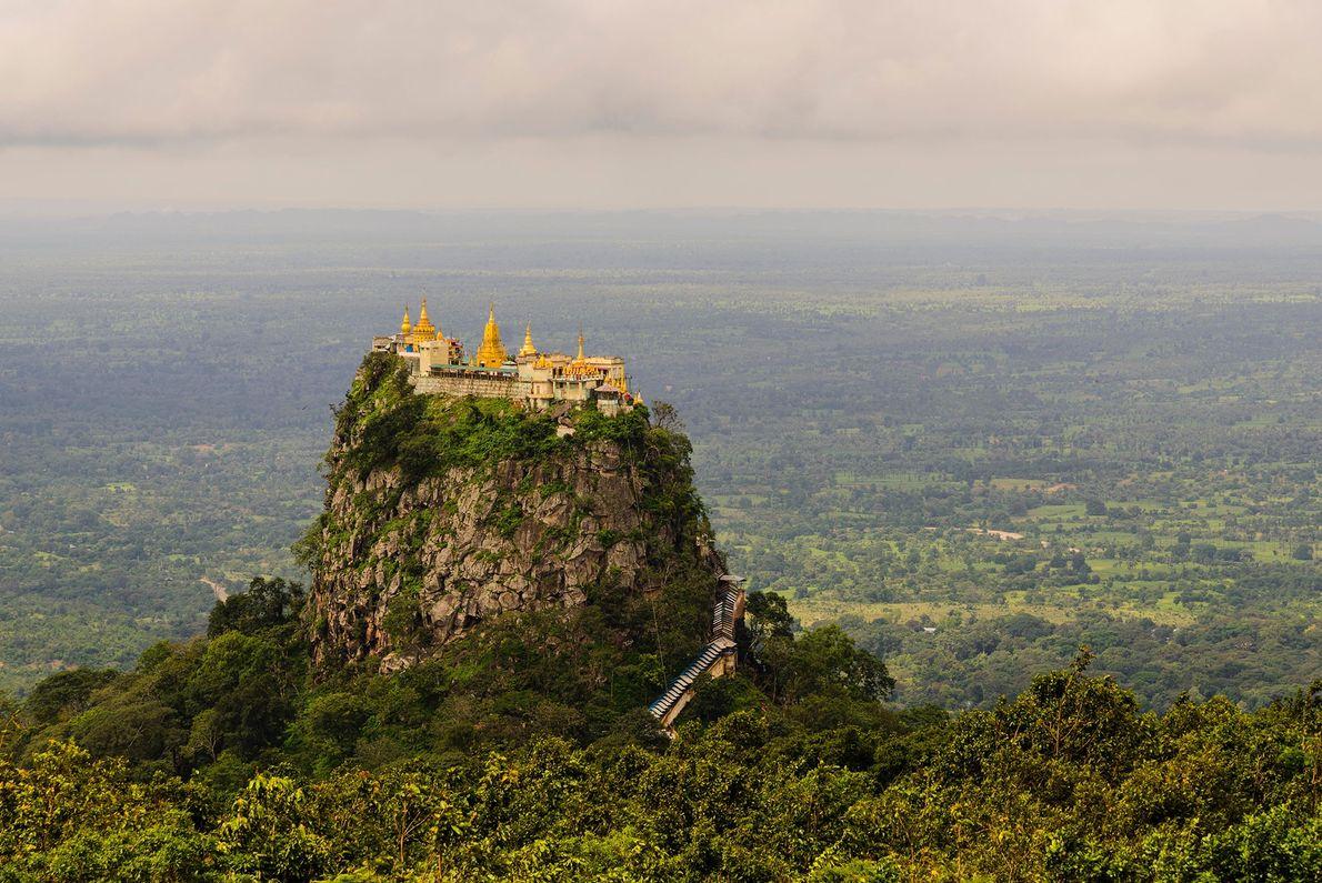 Taung Kalat, Myanmar