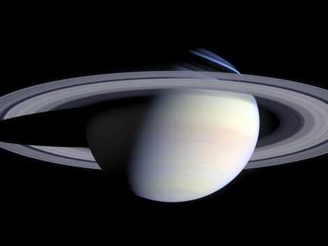 Imágenes sorprendentes de Saturno