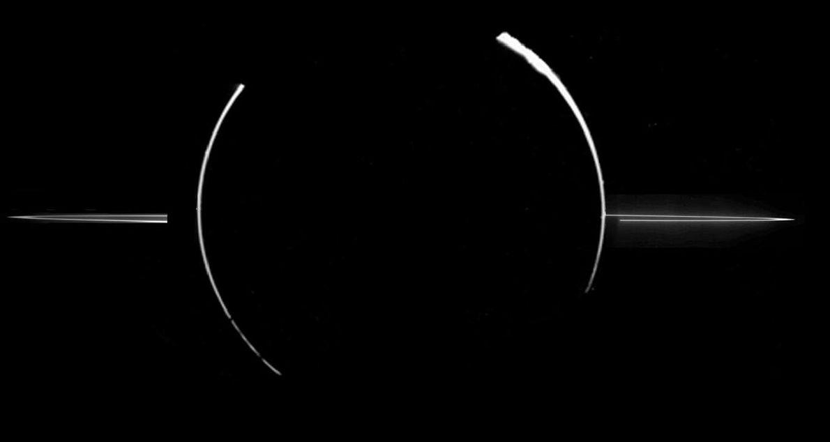 En 1979, la sonda Voyager 1 sorprendió al mundo mostrando que, de forma similar a su ...