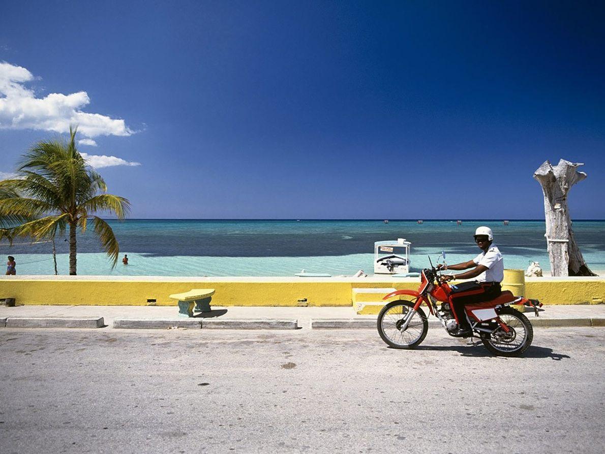 Patrulla policial, Montego Bay