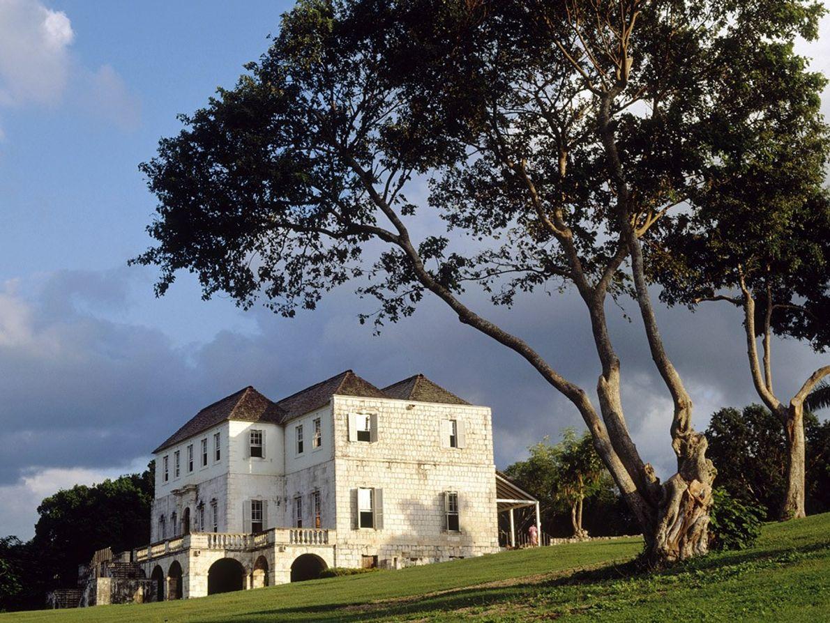 La mansión Rose Hall Great House