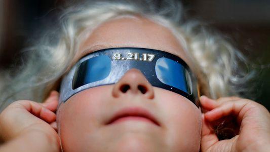 Las mejores fotografías del eclipse solar de agosto de 2017