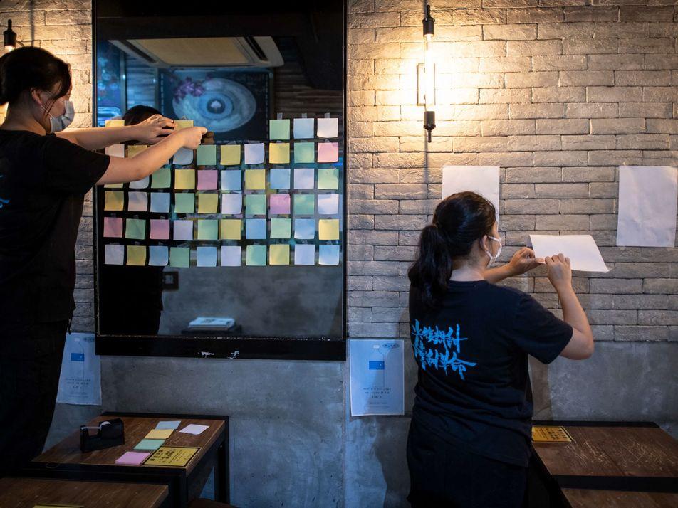 Hong Kong llora la pérdida de su cultura y China reprime a los activistas