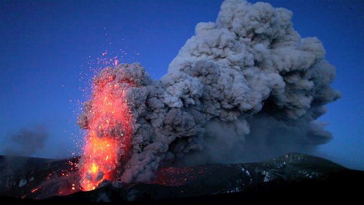Volcanes 101: ¿Por qué se forman?