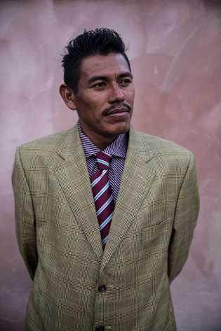 En  Honduras,  Wilmer  trabajó  en  la  industria  de  ...