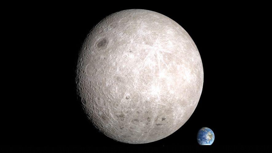 Hay más agua en la Luna de la que creíamos