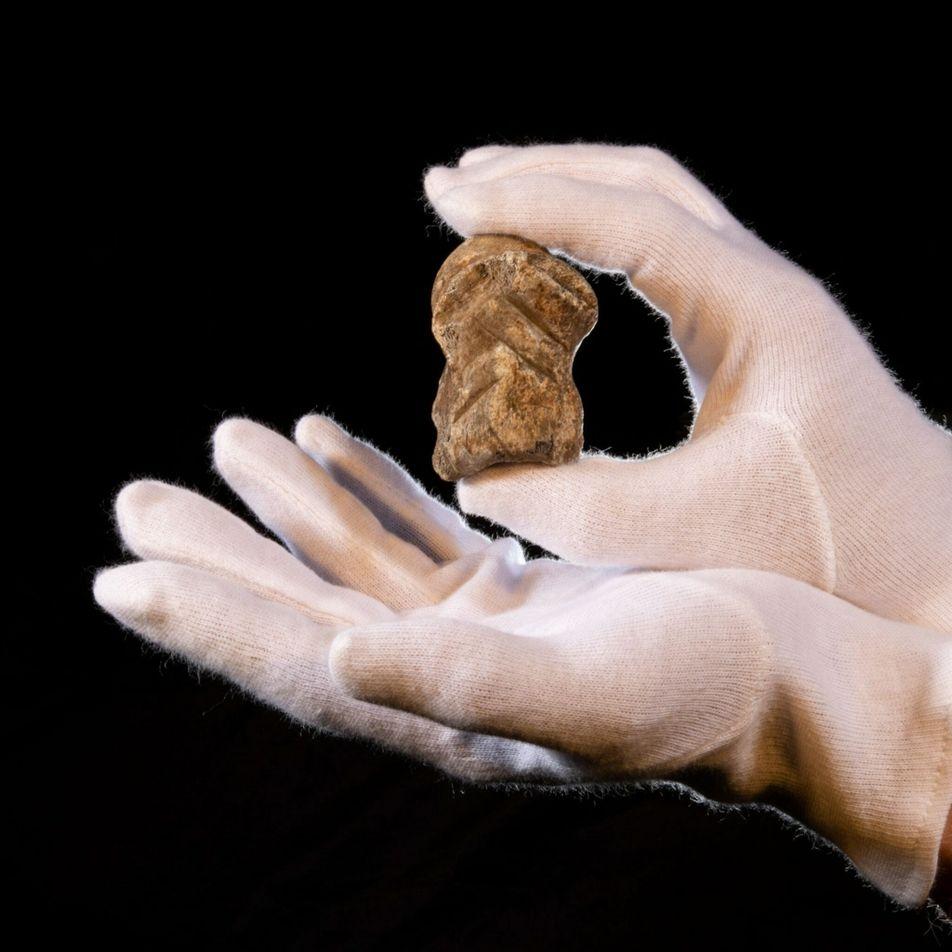 """¿Fueron los neandertales los autores del """"arte"""" en la famosa cueva del Unicornio?"""