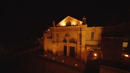 Escenas inéditas: Santo Domingo | Sobrevolando