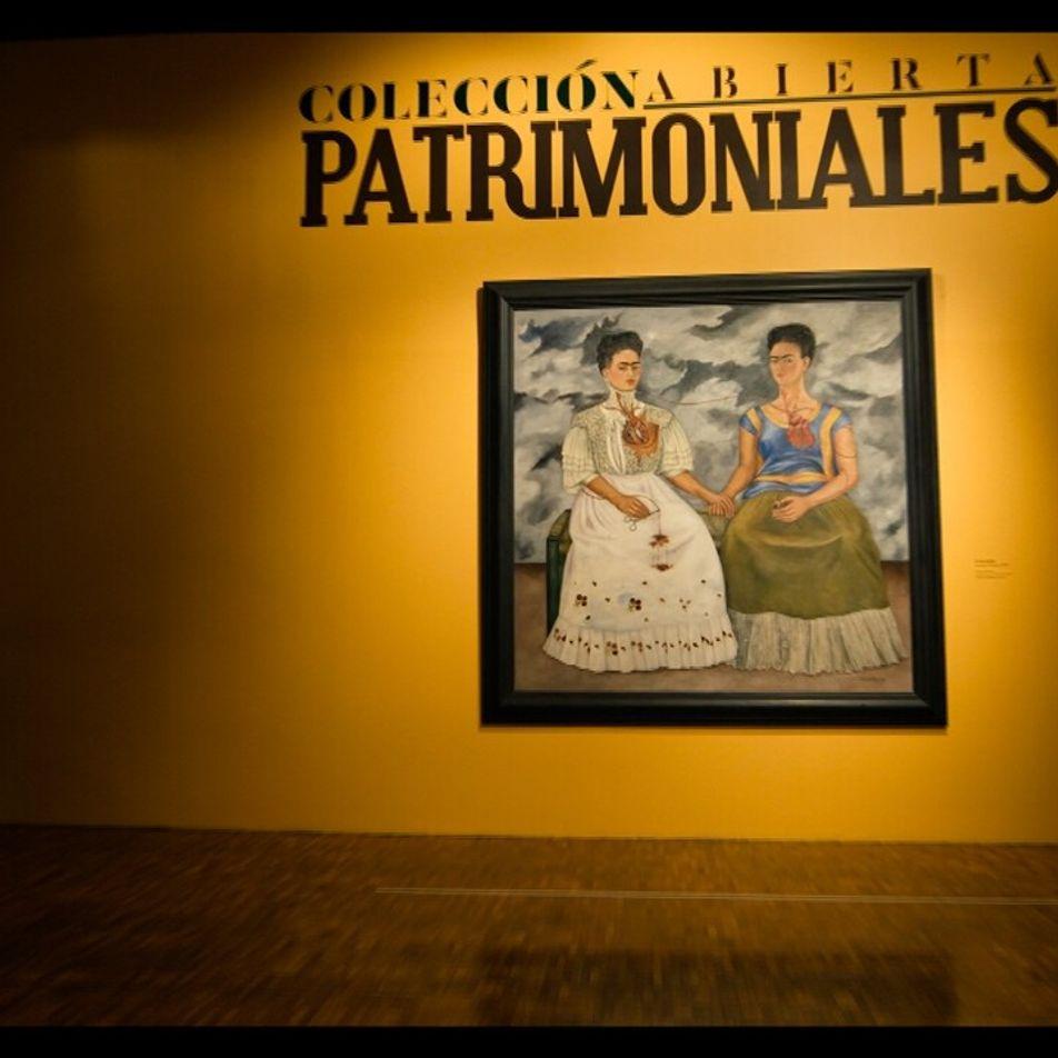 Las Dos Fridas | Frida: Viva la Vida