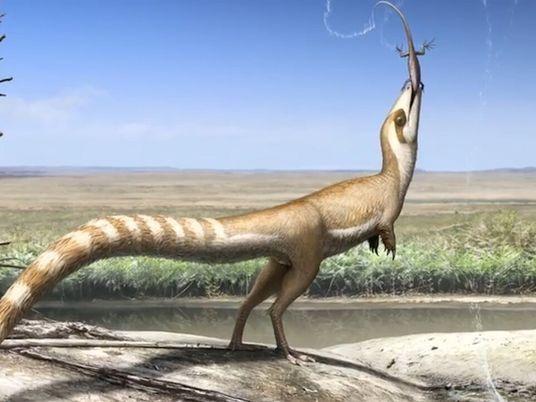 Este dinosaurio puede haber parecido un mapache