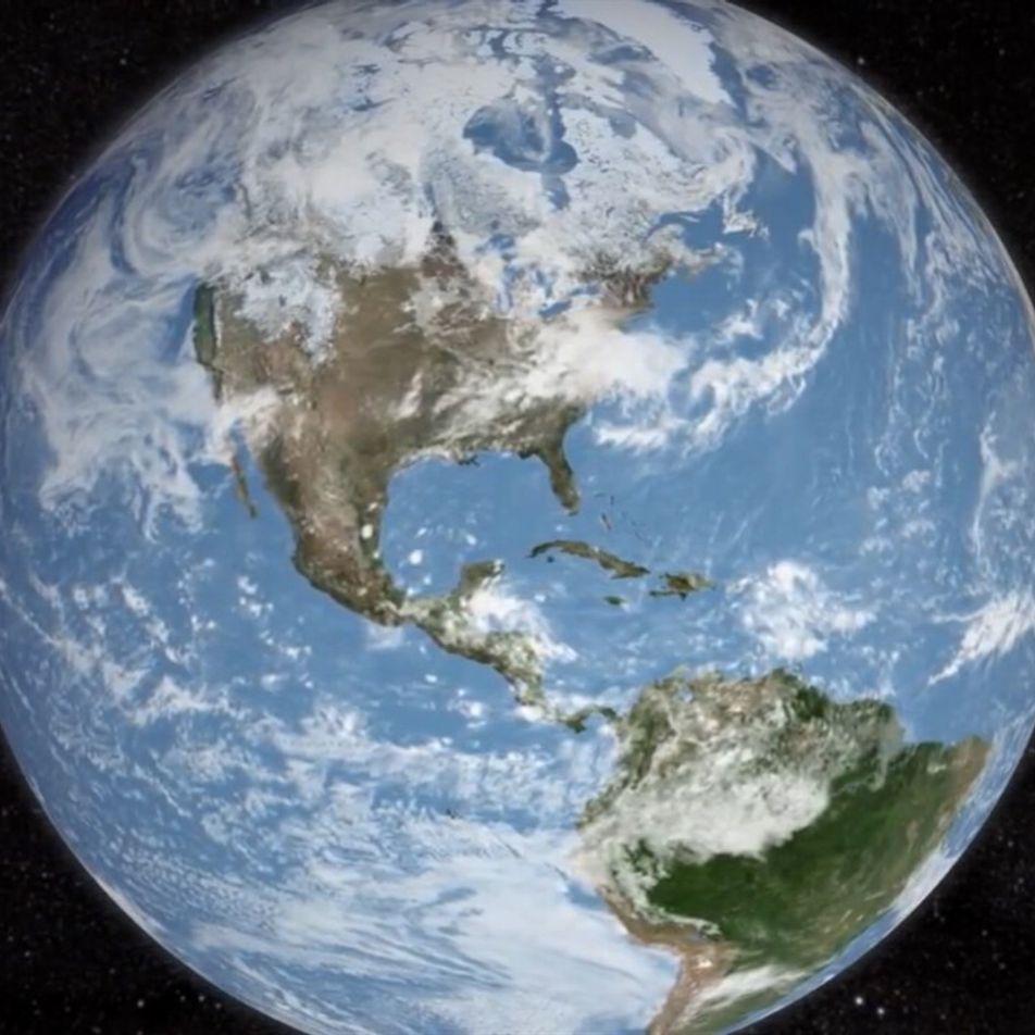 Al espacio: seis teorías interesantes sobre el espacio