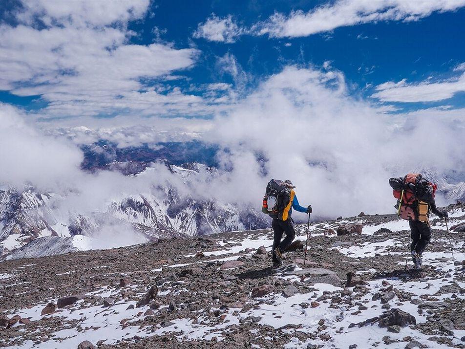 ¿Por qué instalar una estación meteorológica en la cima de una montaña?