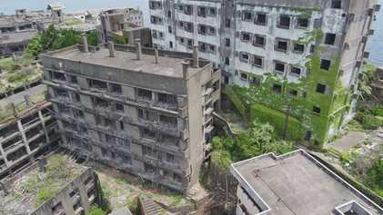 """La """"Isla Acorazado"""" abandonada se está desmoronando ¿Puede ser salvada?"""