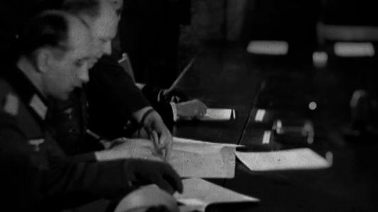 La firma que puso fin a la Segunda Guerra Mundial en Europa