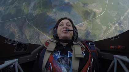 Campamento espacial para adultos entrena a civiles para estudiar la atmósfera