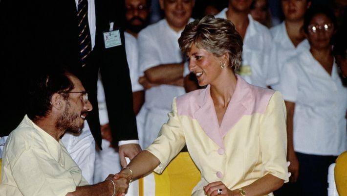 Las fotografías más recordadas de Diana