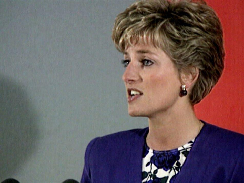 El emotivo gesto de Diana que ayudó en la lucha contra el sida