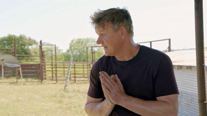 Gordon Ramsay en aprietos   Gordon Ramsay: Sabores Extremos