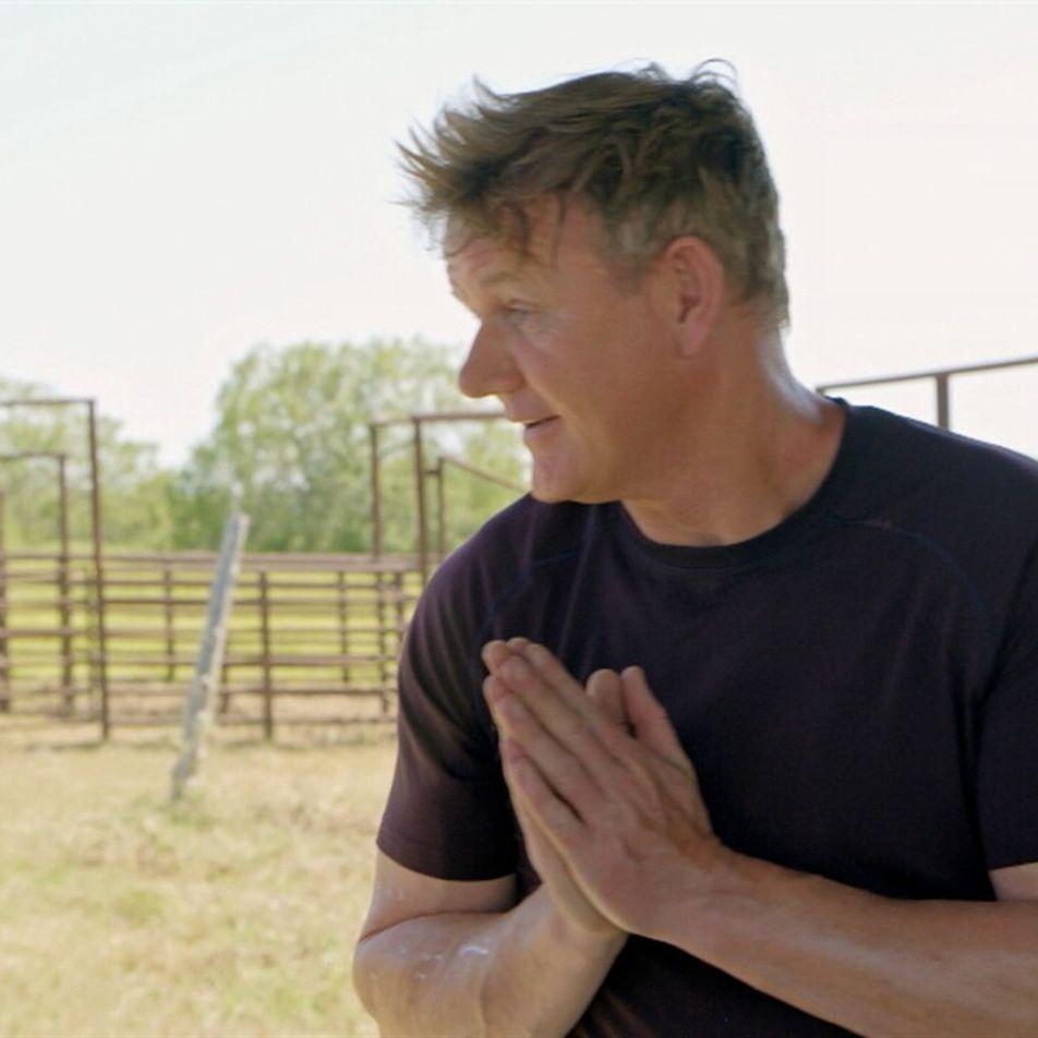 Gordon Ramsay en aprietos | Gordon Ramsay: Sabores Extremos
