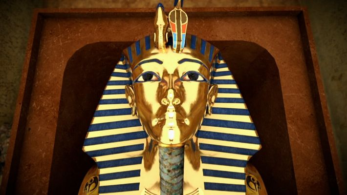 La tumba de Tutankhamon   Tesoros Perdidos de Egipto