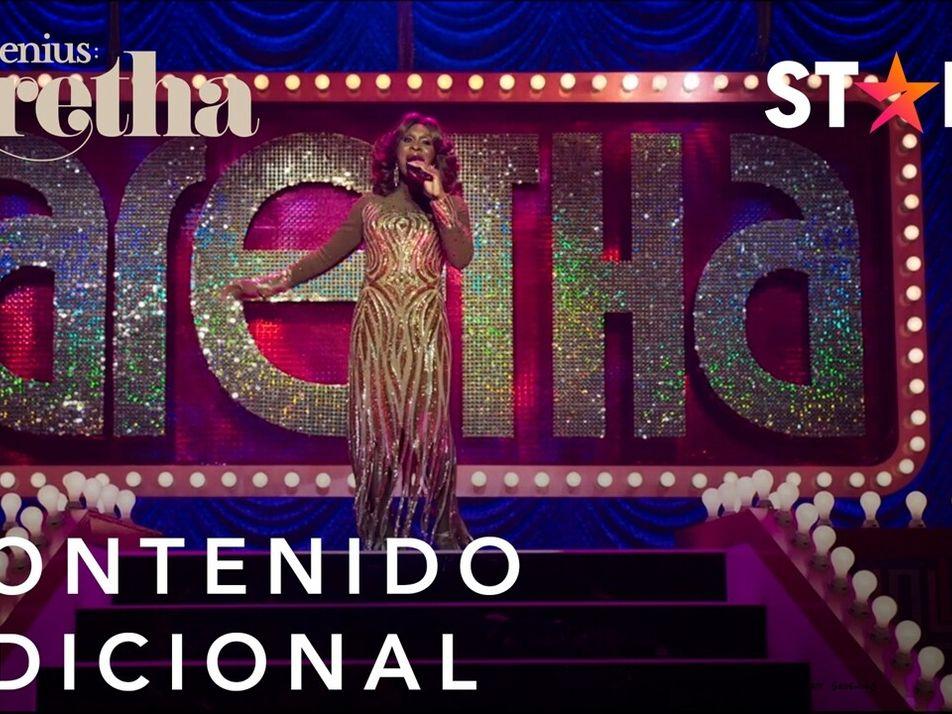 Convirtiéndose en Aretha   Genius: Aretha   Star+