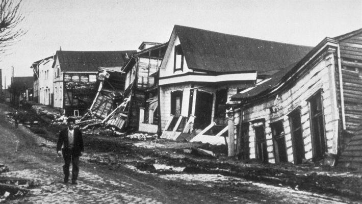 El terremoto más grande jamás registrado