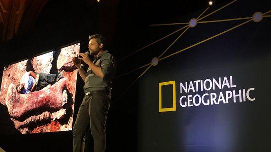 Diego Pol (Argentina) Paleontólogo