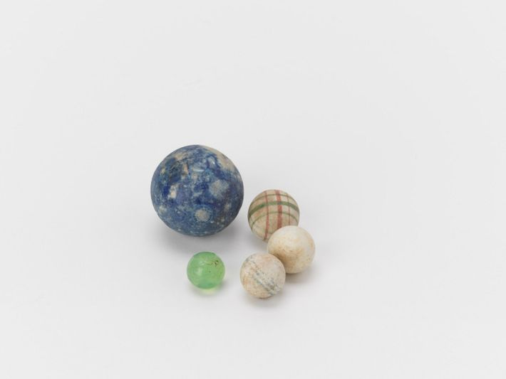 Toy marble