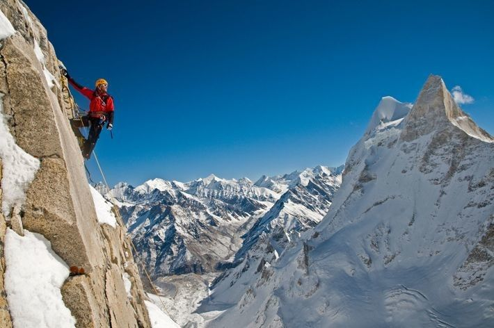 Meru, de Jimmy Chin