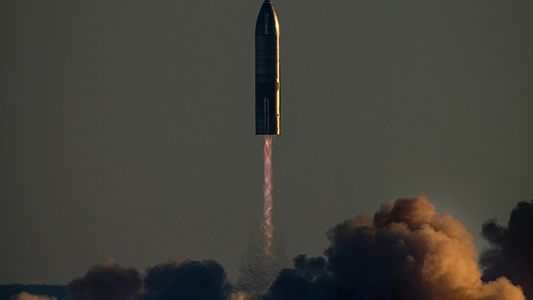 SpaceX: prototipo del cohete Starship explota en un aterrizaje de prueba